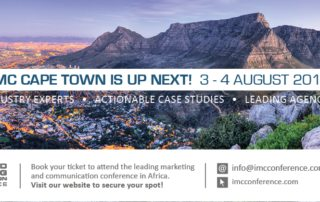 IMC Cape Town 2015 | leading-edge email marketing research | Image