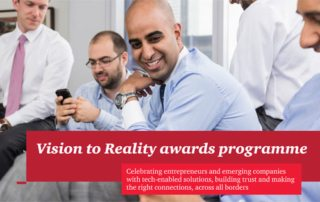 PWC Reality Awards Nomination for Everlytic Email Marketing Software