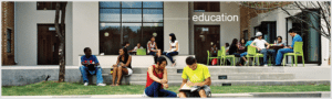 The IIE Case Study | Students on Lawn | Email Marketing