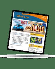 Tsogo Sun Case Study | Email Template Image | Casino Email Marketing
