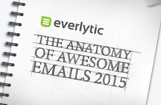 The Anatomy of Awesome Emails | Book cover image