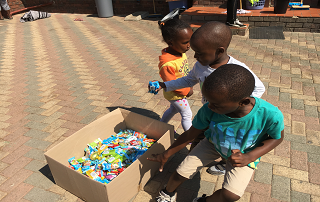 Thuthuzela Easter Egg Hunt | Email and SMS Marketing Automation Software | Everlytic South Africa
