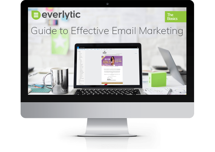 Use Everlytic's Guide to Effective Email Marketing and our Black Friday Cyber Monday campaign tips for your BFCM sales