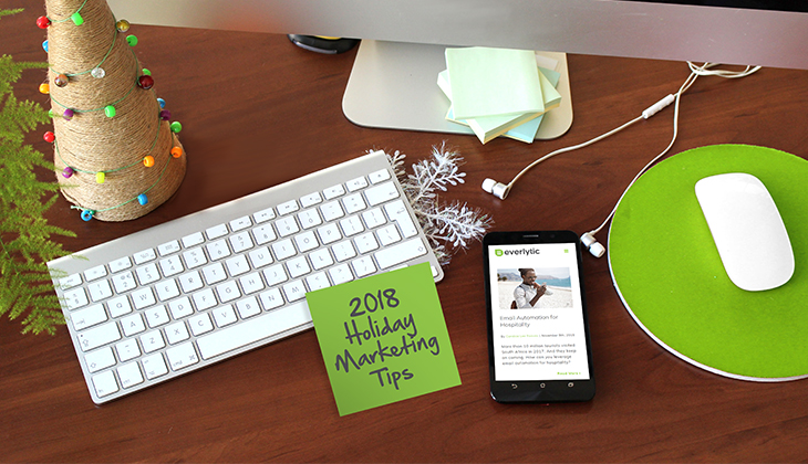 2018 Holiday Marketing Tips
