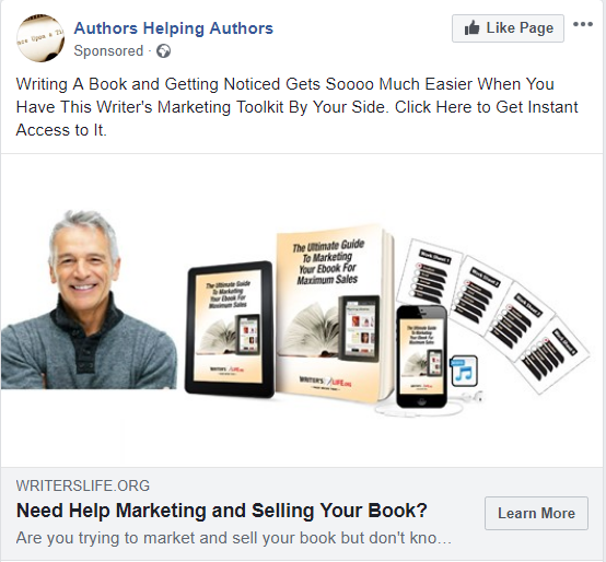How to Get the Most Out of Landing Pages (Part 2) | Digital marketing | landing page examples | Writer's Life | Facebook ad