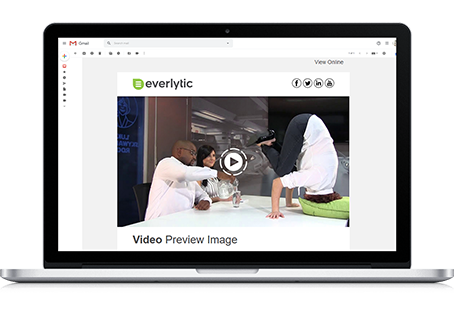 Video Preview in Email