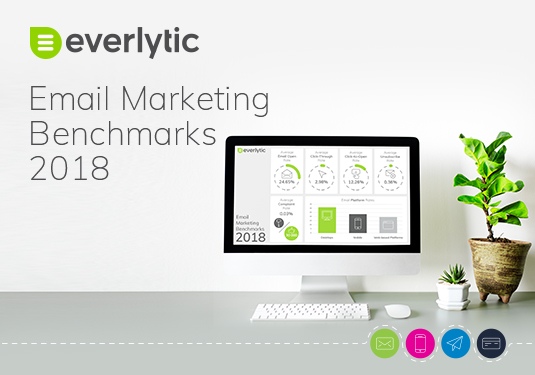 Email marketing benchmarks | Everlytic | 2018 | South Africa