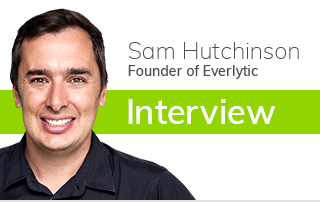 Podcast: How Everlytic was Born | Sam Hutchinson | Blog feature image | Podcast | How Everlytic was born