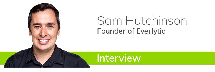 Sam Hutchinson | Podcast: How Everlytic was Born | Email marketing | Email automation | Founder