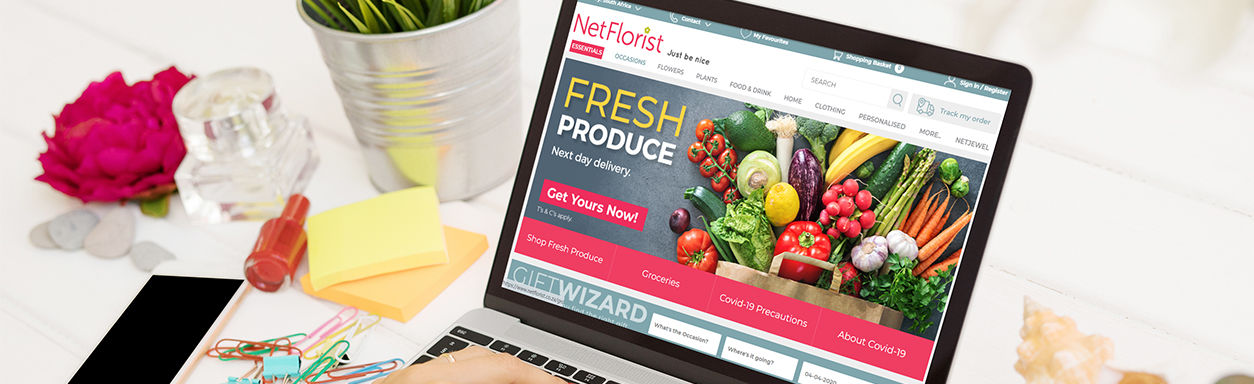 Mobile Web Traffic, NetFlorist Boosts Mobile Web Traffic from Email by 170% During Lockdown, Email and SMS Marketing Software