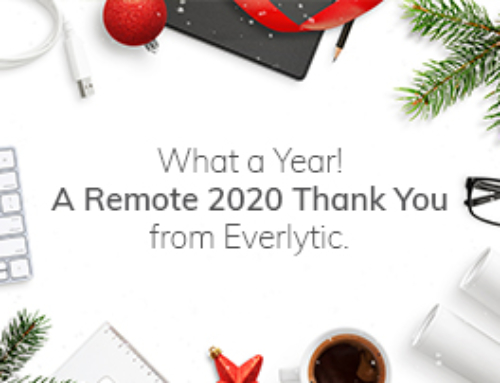 What a Year! A Remote 2020 Thank You from Everlytic.