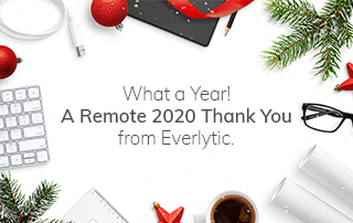 A Remote 2020 Thank You from Everlytic