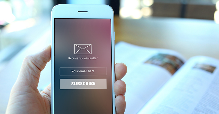 POPIA Q&A: Getting Consent for Direct Marketing | Direct Marketing | Email Subscription on cell phone
